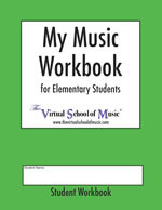 My Music Workbook